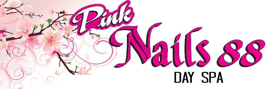 Pink Nails 88 Day Spa