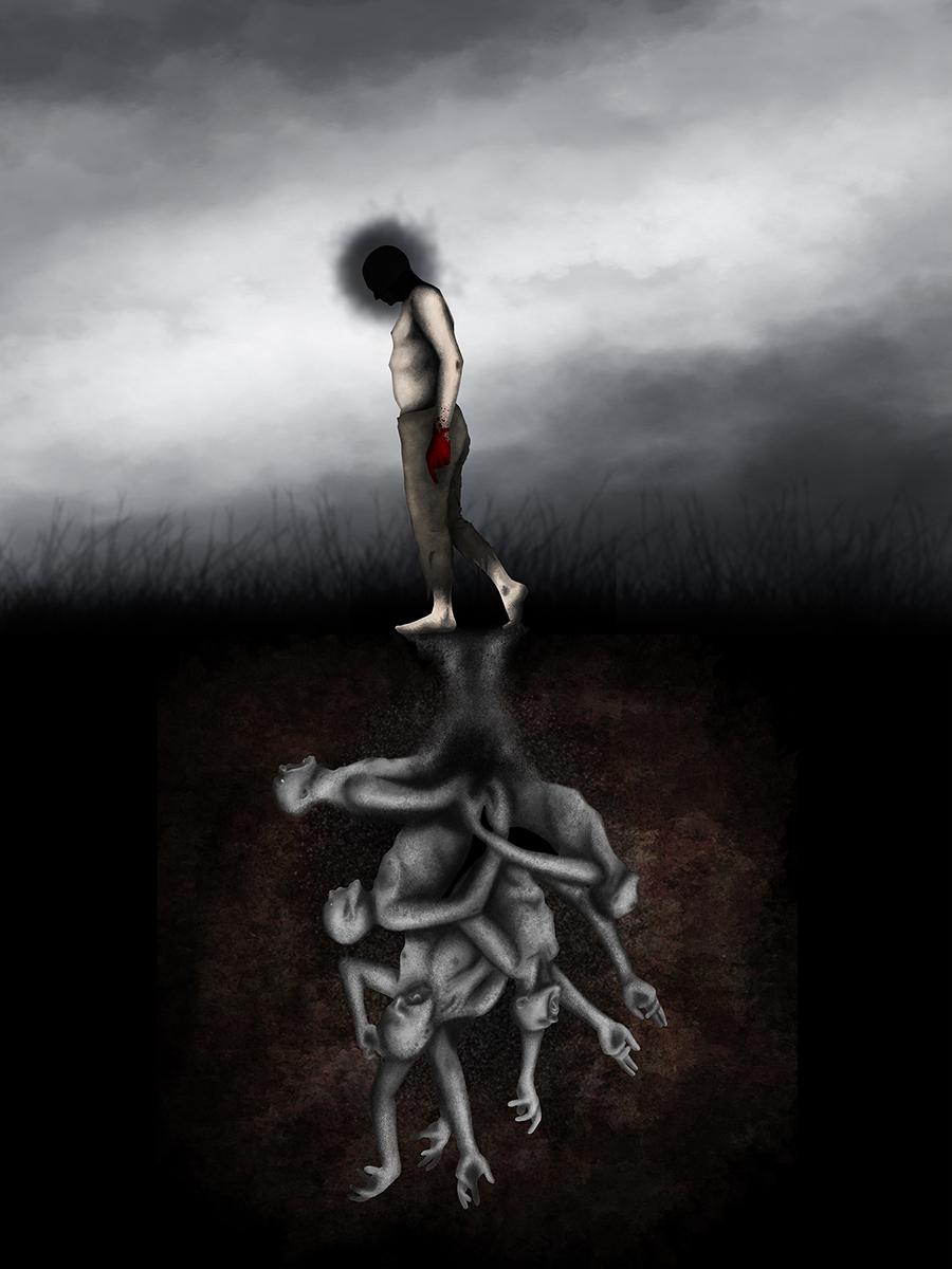Burdened