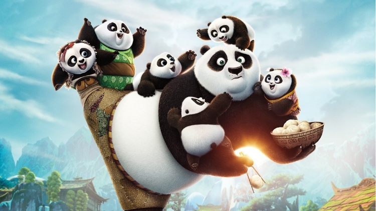 Kung Fu Panda  subdued the competition with an estimated $41.28 million.