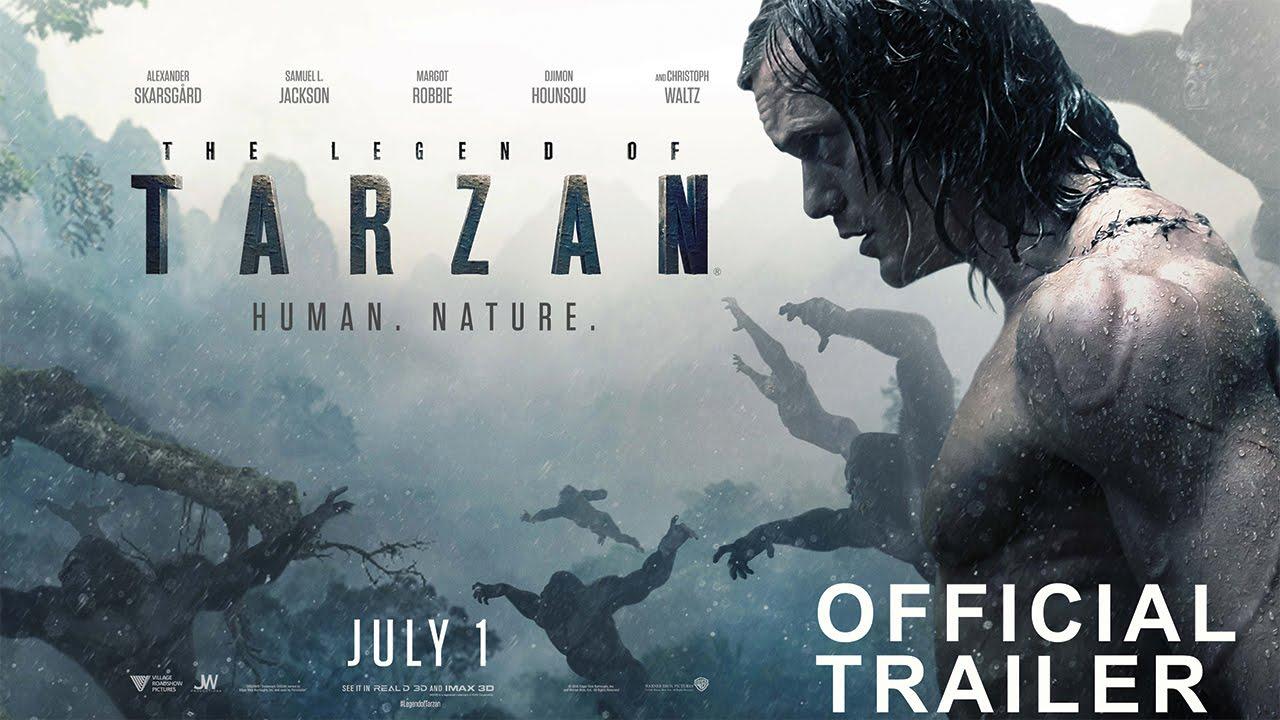 The Legend Of Tarzan 2016 Movie Review Epsilon Reviews