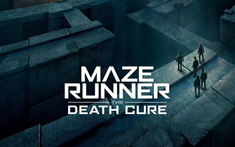 Maze Runner: The Death Cure  managed to take the #1 spot atop the box office with an estimated $24.2 million.