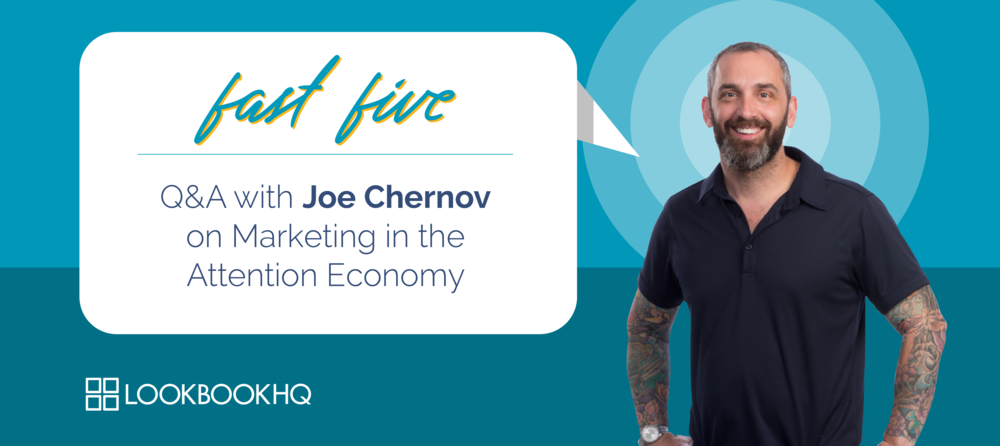Q&A with Joe Chernov