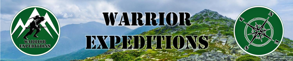 Warrior Hike is a program for returning Veterans and is one of three programs under Warrior Expeditions.  www.warriorexpeditions.org