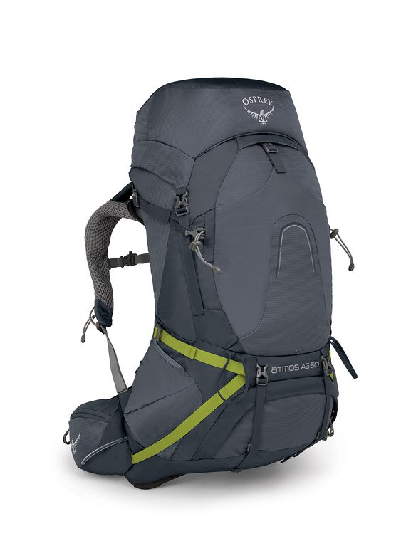 Backpack - Osprey Atmos AG 50 (Mens) or the Osprey Aura AG 50 (Womens): This backpack has fans all over and for good reason. The suspension system is second to none and Osprey has one of the best warranties you'll find.