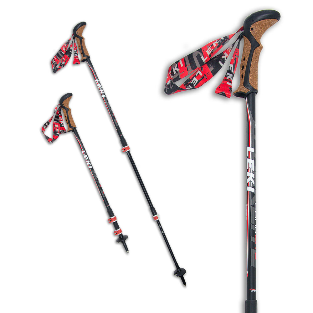 Trekking Poles - There will come a time when you realize why trekking poles are so awesome. Until then, you'll feel goofy and dorky, but there's a reason why nearly all long distance hikers use them. They conserve energy and protect your knees.