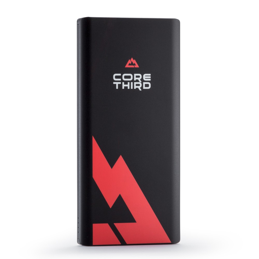 Power Bank - Cord Third Power Bank: You don't need solar power to keep your things charged. Get your self one of these and charge your phone and whatever else on the go.