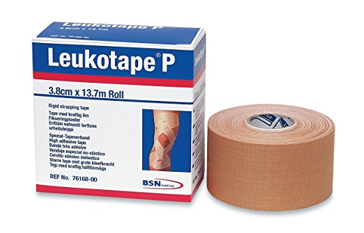 Blister Prevention - At the very first sign of a hotspot, take your shoe off and slap some of this tape over it. Don't wait until the next break or put it off until the end of the day. Blisters suck and can be miserable, so just take care of them right away.