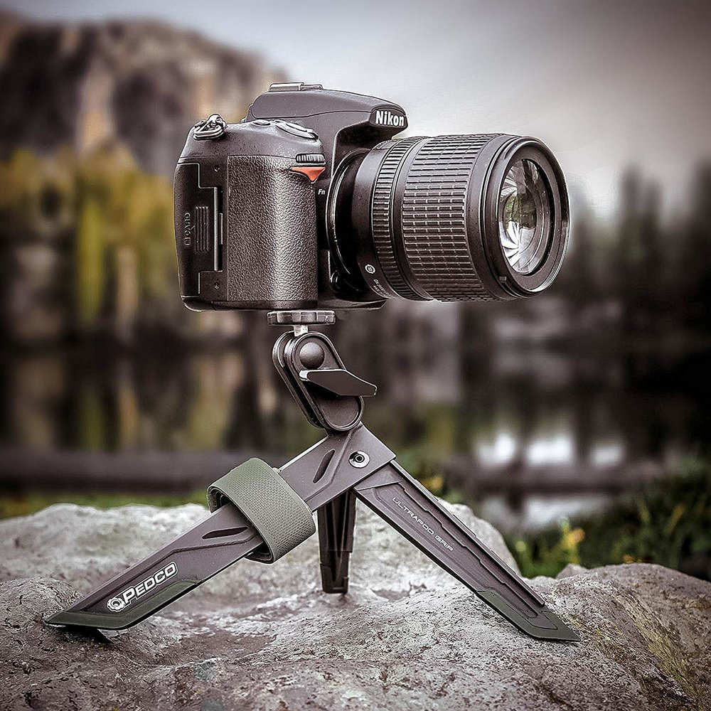 Camera Tripod - Not totally necessary if you have a friend, but if you must have one, it's good to go with a lightweight option.