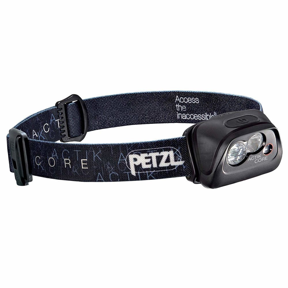 Head Lamp - *ESSENTIALIt's important to have a light that is hands free. Keep it close and always know where it's at. I've used Petzl for years and this one happens to charge via USB.