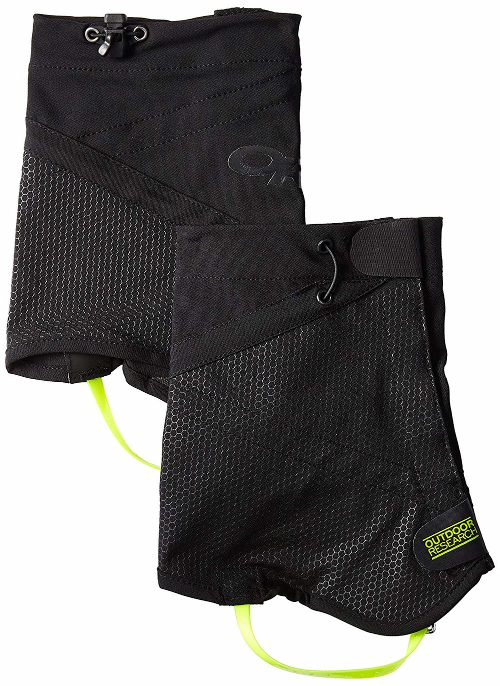 "Gaiters - If you're wearing shorts and low top shoes, you might consider a pair of gaiters. They don't need to be fancy to get the job done, but you'll want to make sure they secure around the base of your shoe so nothing gets in.These have a durable strap that goes under the shoe, others use velcro and a hook to attach. Find what works for you and go with it.Gaiters might not be a ""must have,"" but they sure do make your feel more comfortable."