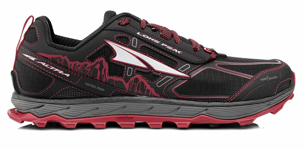 Shoes - For the time being, these are king of long trails. They're zero drop which allows your foot to strike more naturally and they don't cramp your toes, which prevents blisters.Shoes are also personal, but if you want to try something that hundreds of thru hikers use, give these a shot.