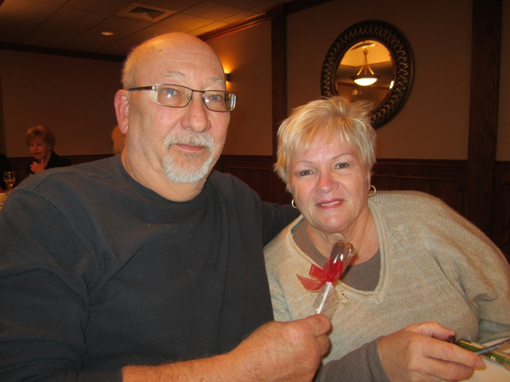 Mike & Sandy Arnold