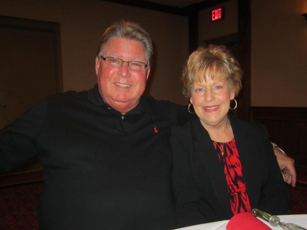 Robin & Lisa Jones