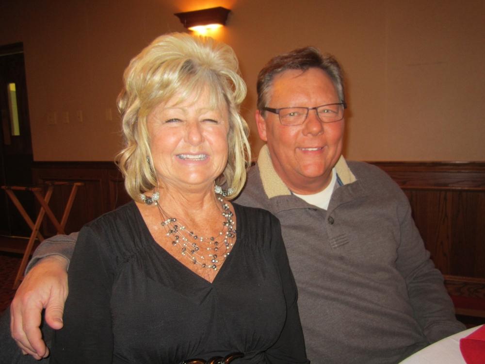 Mary & Jim Ortiz