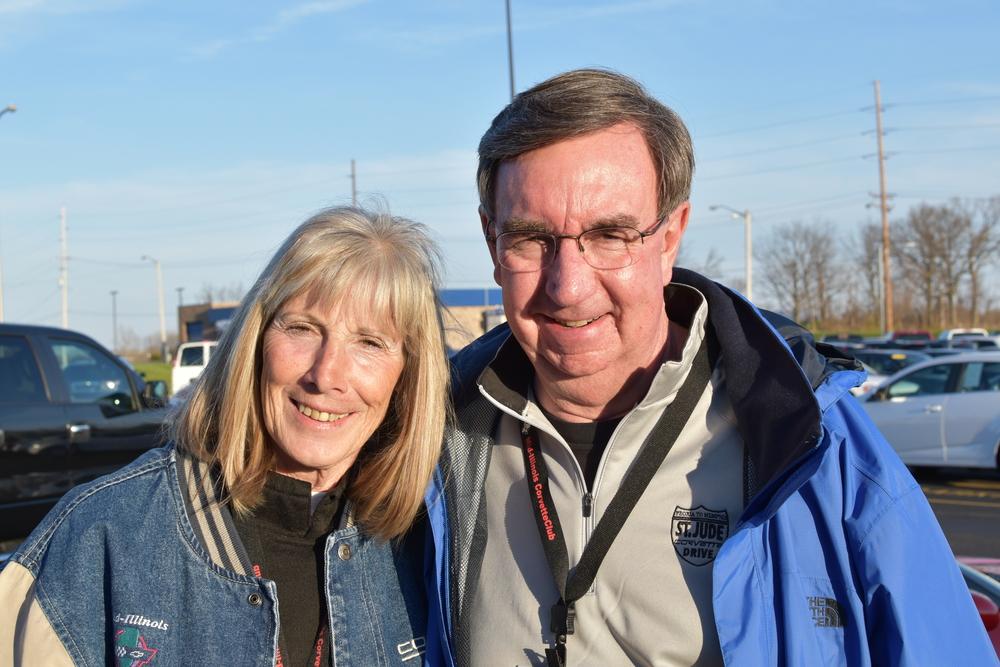 Marlene & Mike Branham