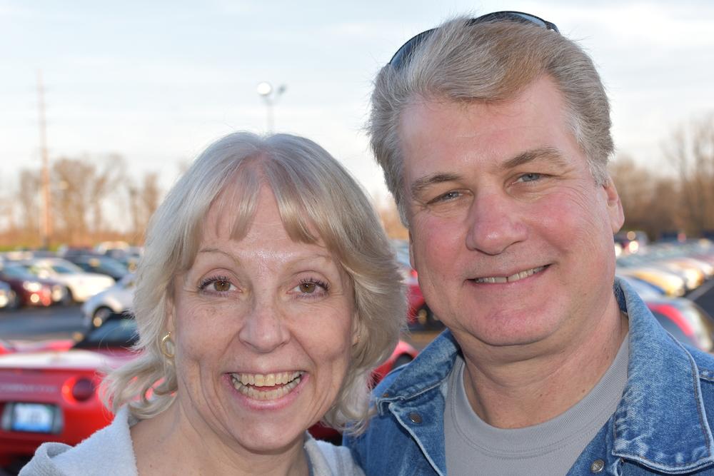 Marlene & Bernie Meegan