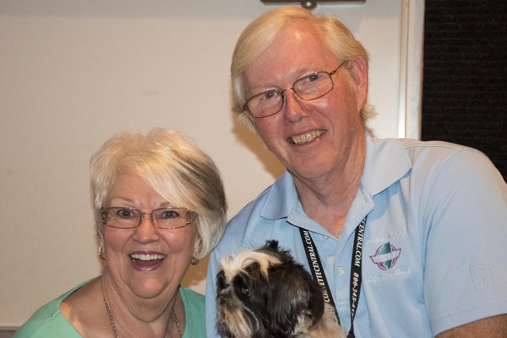 Linda & Bob Picton