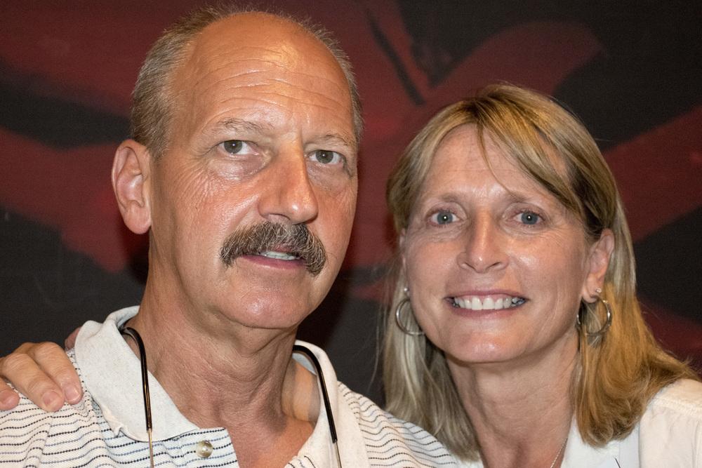 Bruce & Tracy Adamson