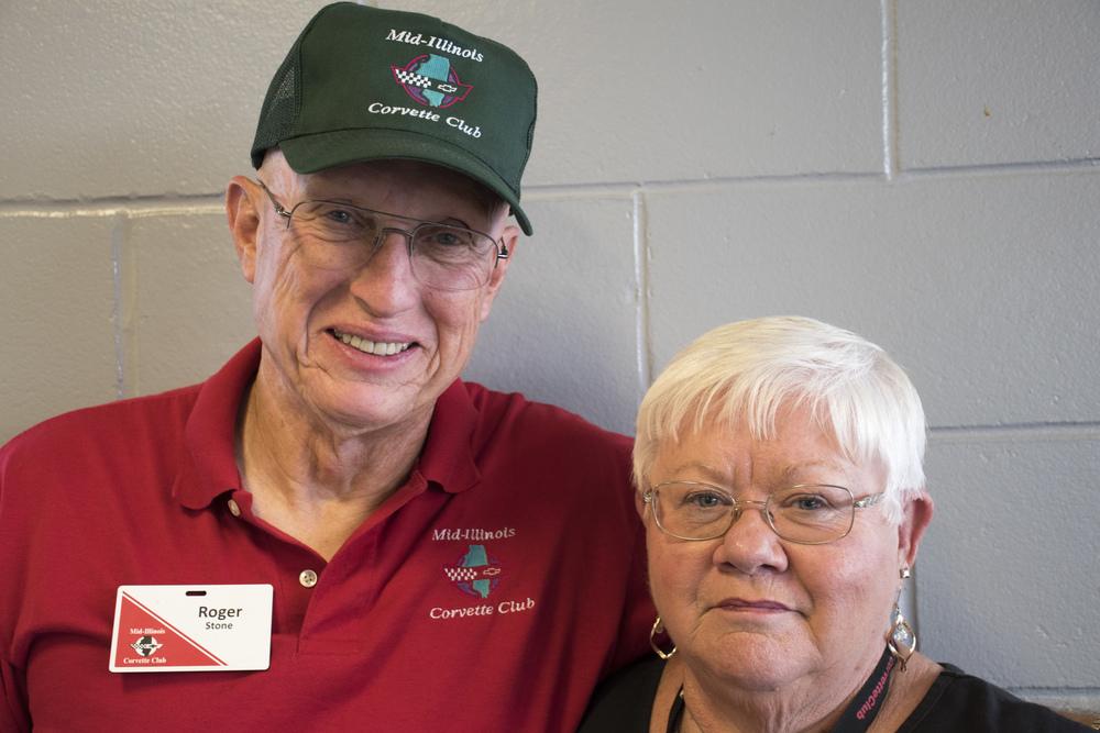 Roger & Mary Stone