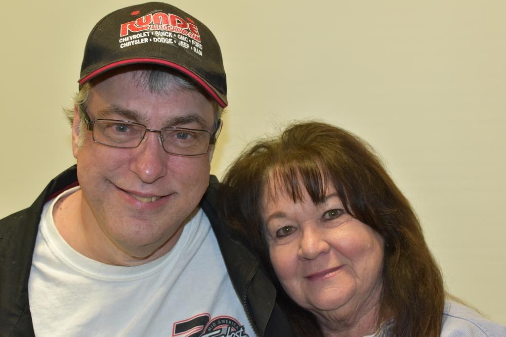 Bob Patten & Becky Hughes-Westhafer