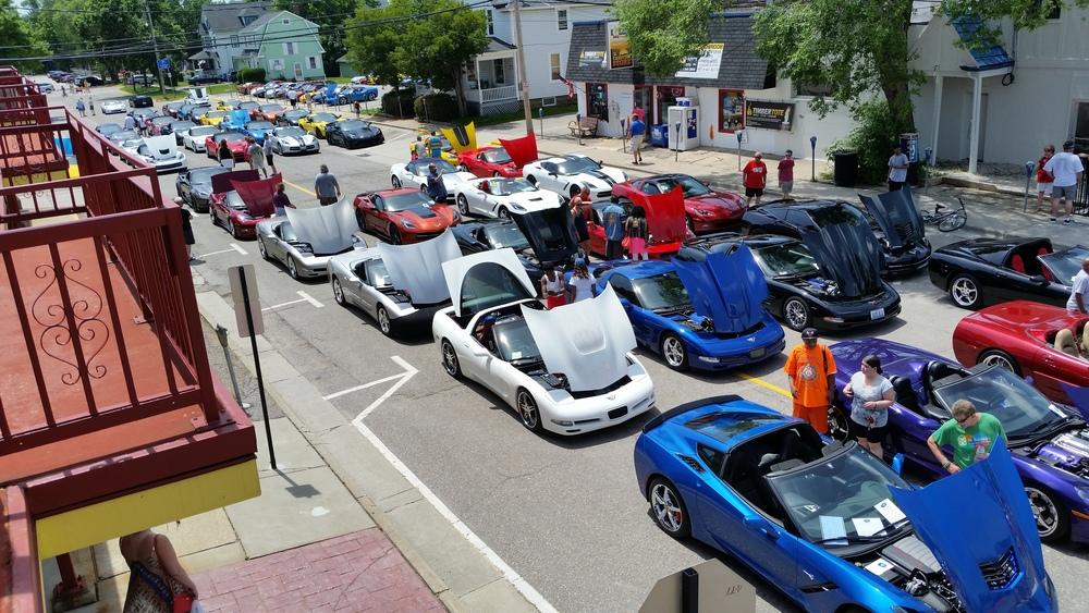 Corvette Adventures Post Parade Dells Car Show.jpg