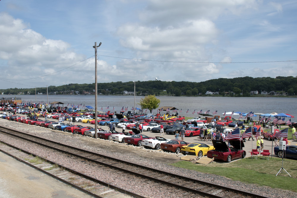 Vettes on the River