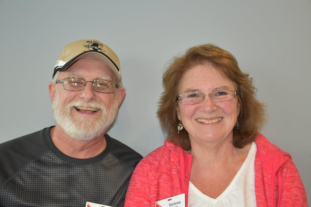 Darlene & Steve Corrie