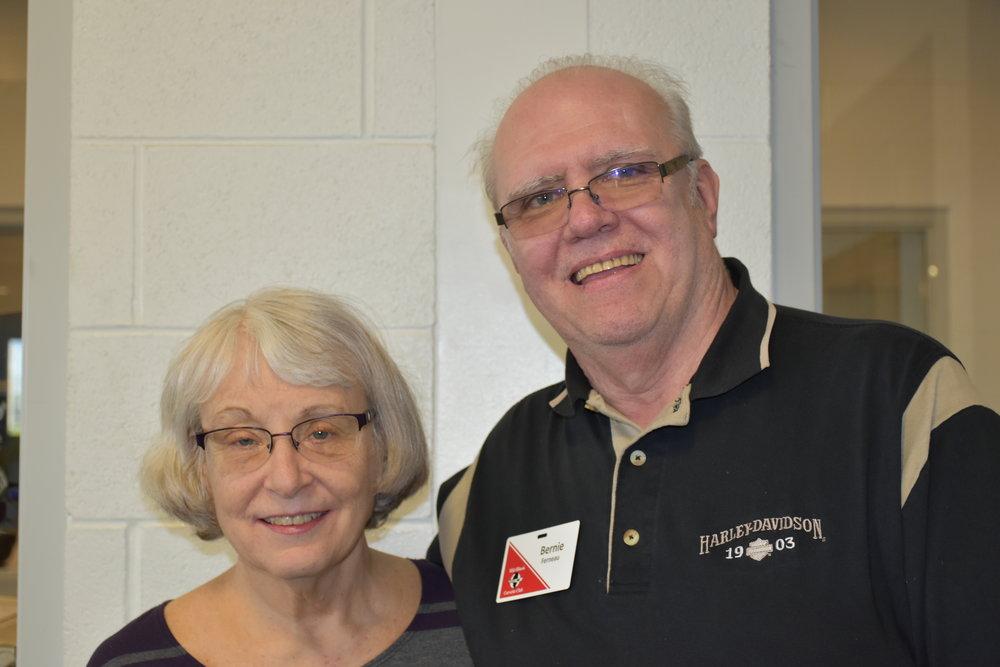 Joyce & Bernie Ferneau