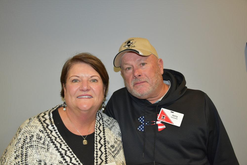 Debbie & Jerry Lancaster