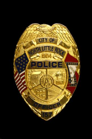 NLRPD Badge