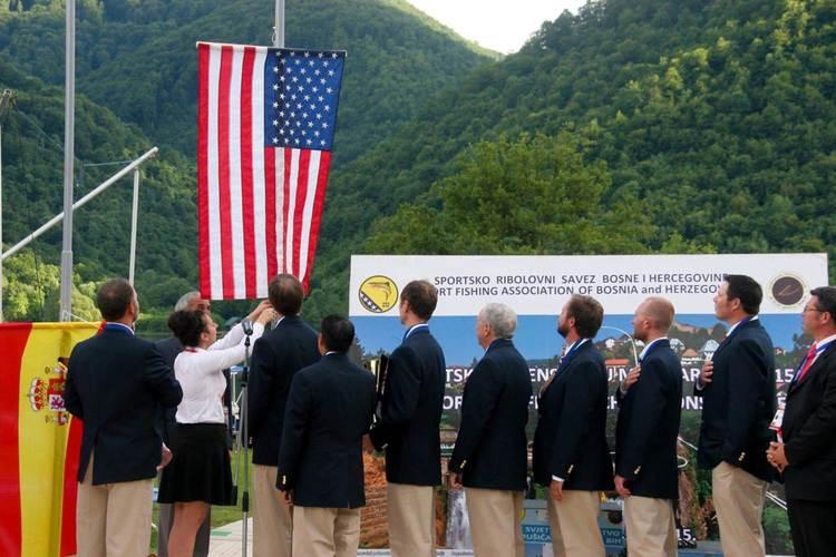 The Star Spangled Banner!
