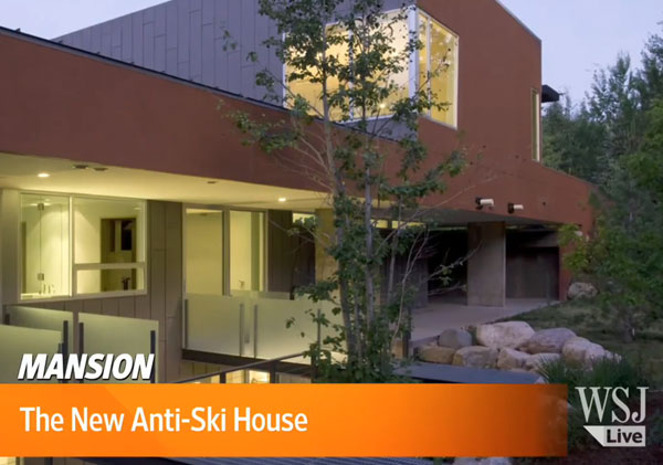 The New Anti-Ski House