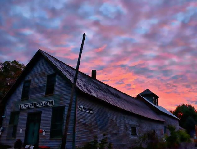 Photo credit: Holly Ryan - Sunrise on the Mill