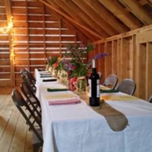 Farm Supper for Open Space Festival