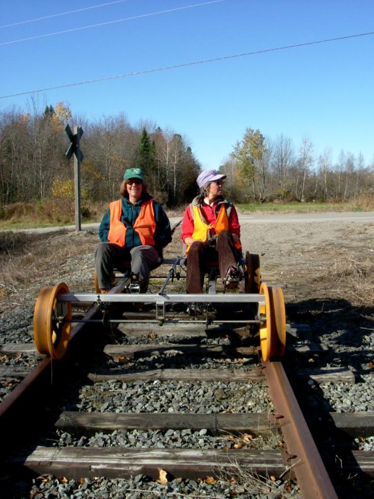 Rail Cycles