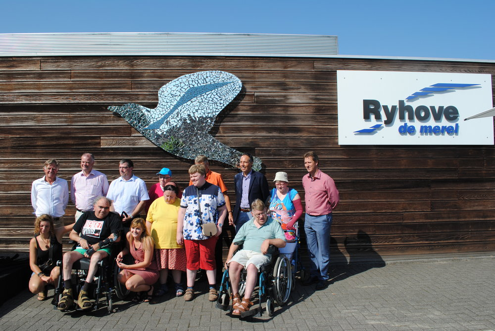Project Ryhove, De Merel (mei 2016)