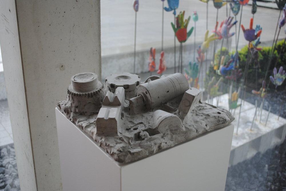 Project De Bonte, Dwars-reliëf (juni 2017)