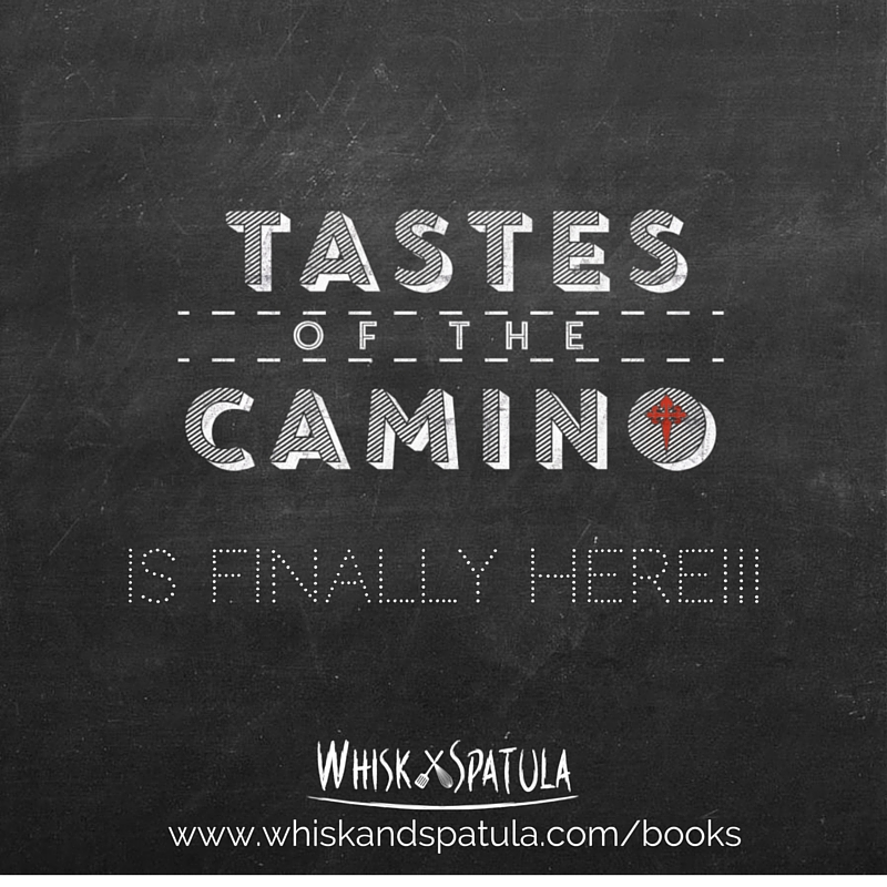 Tastes of the Camino is finally here.jpg