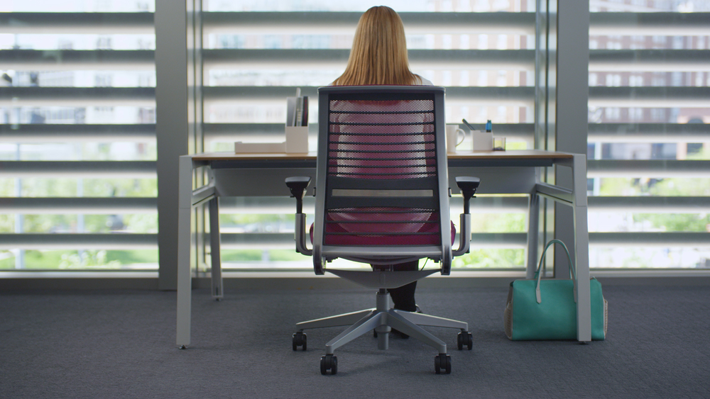 Steelcase Merges Design & Film - We worked with Steelcase to develop a visual style for the brand.