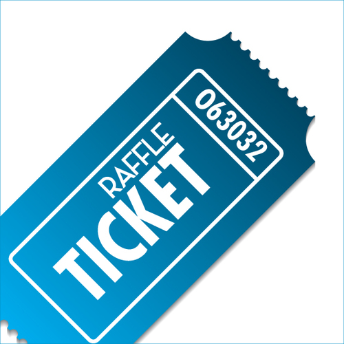 Single Raffle Ticket — Breathe and Believe