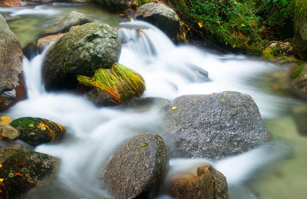 running water stream