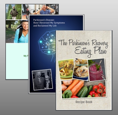 Colin has published three eBooks about his journey and research that he's made available via his website:  www.Fight-Parkinsons.org