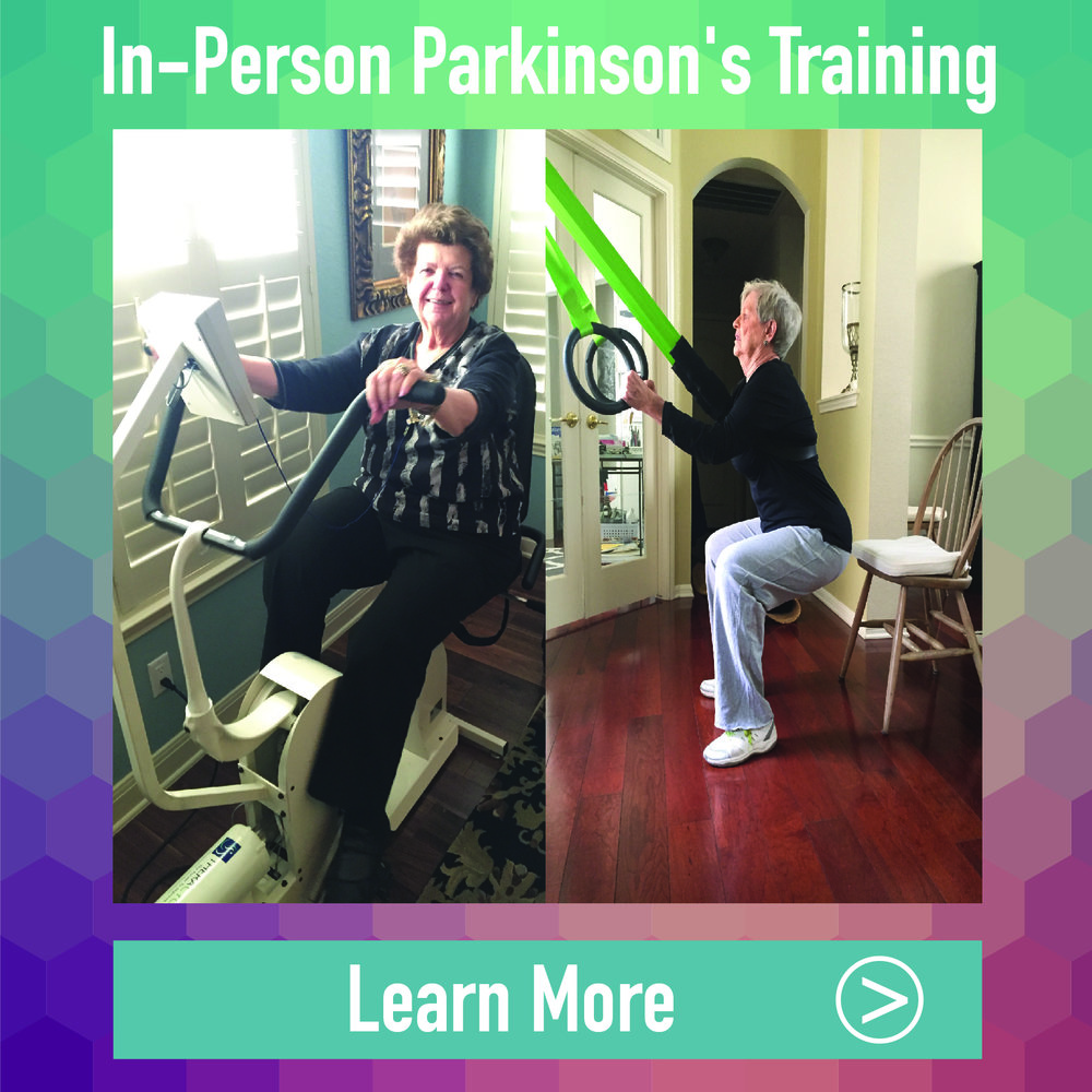 Exercise and parkinsons disease a physical therapists guide to more helpful resources for the next step on your journey 1betcityfo Image collections