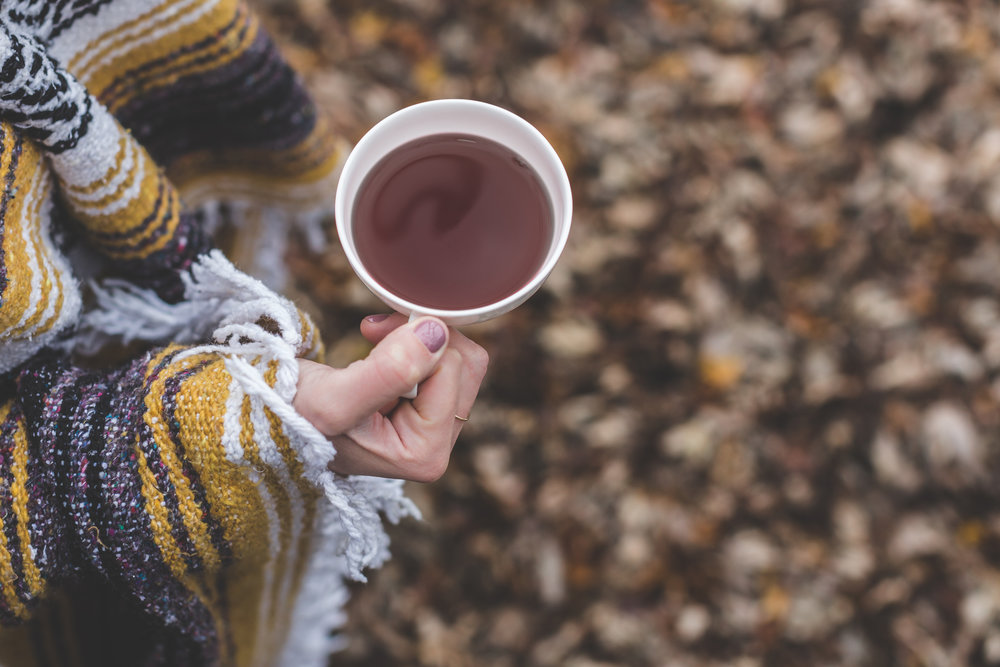 tea winter immune system parkinsons