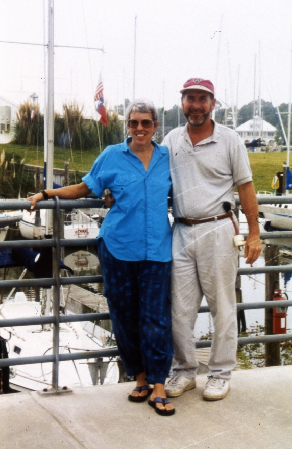 Lyn and Jim Foley - Parkinson's world travelers