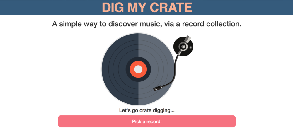 Image source . What I really like about this icon is that it resembles my own player ( Audio Technica LP120 )
