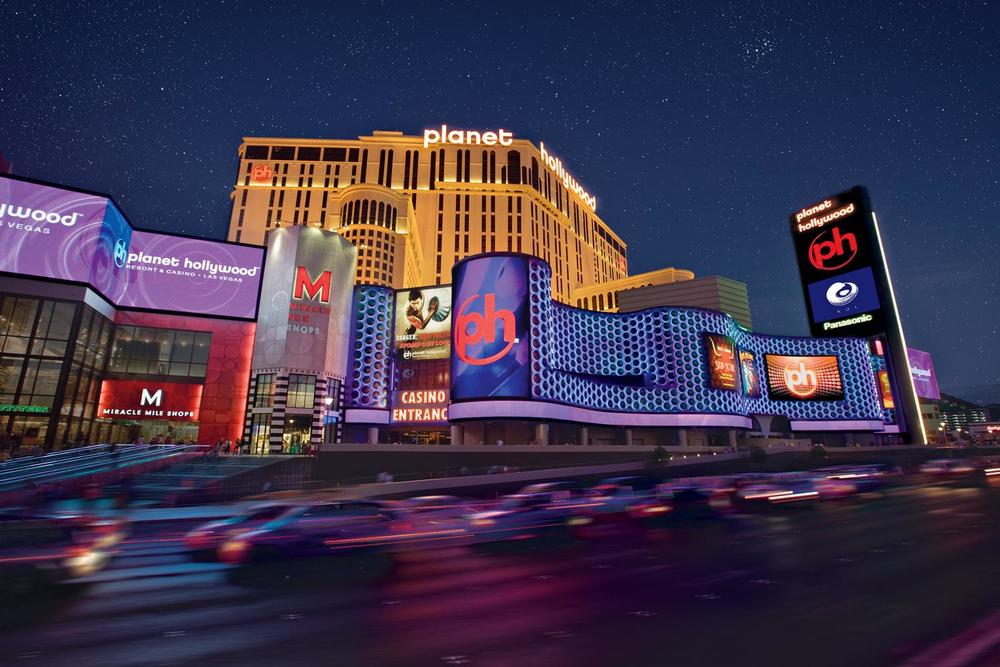 Planet Hollywood Theatre
