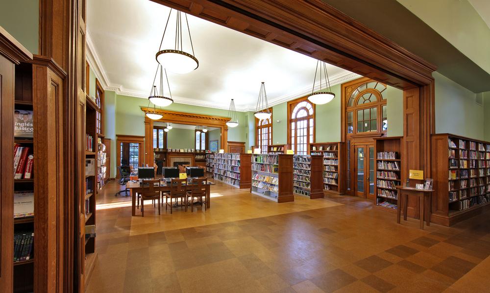 Takoma Park Library