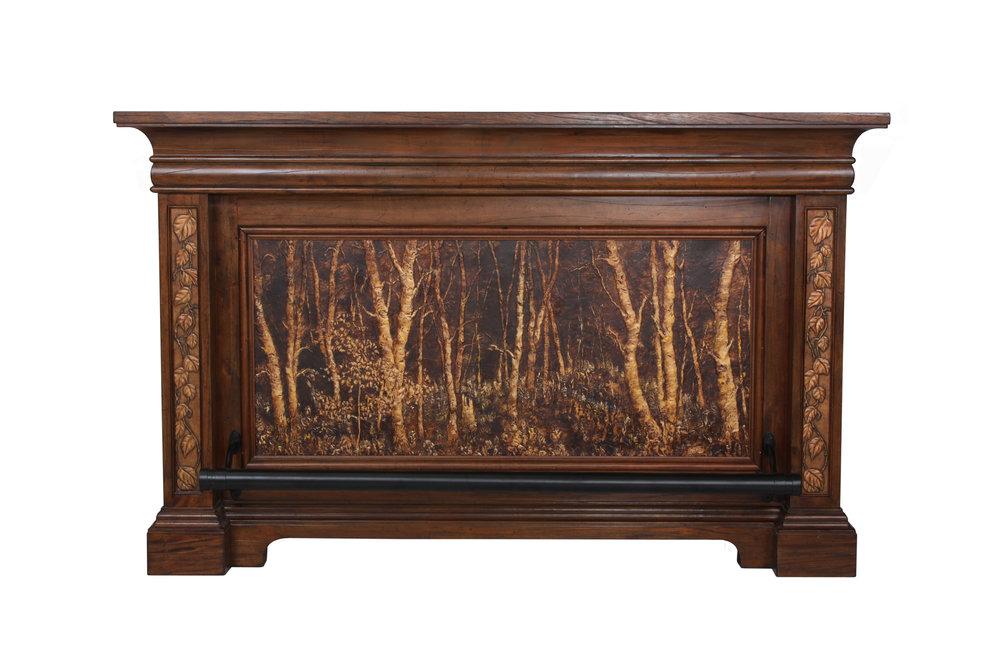 Aspen Bar Table - Dark Brown - photo1.jpg