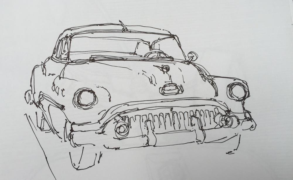 '53 Buick